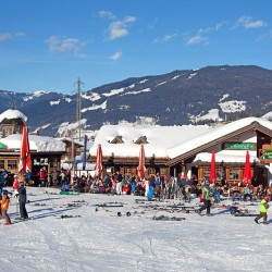 Skirestaurant in Flachau - Chronik Specherstub'n