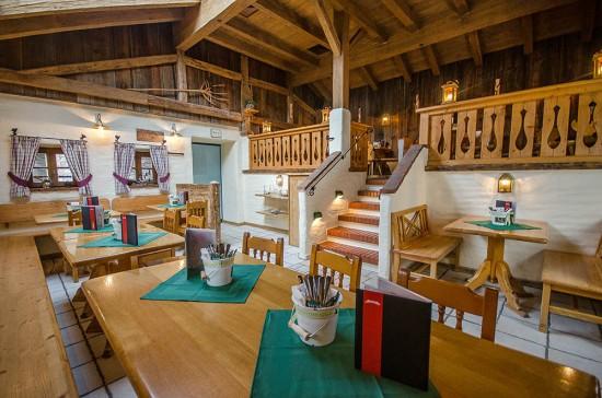 Skihütte in Flachau - Restaurant Schonzeit